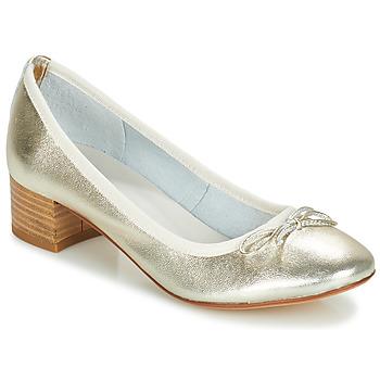 Zapatos Mujer Zapatos de tacón André POETESSE Oro