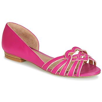 Zapatos Mujer Bailarinas-manoletinas André CHRISTIE Rosa