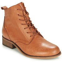 Zapatos Mujer Botas de caña baja André GODILLOT Camel
