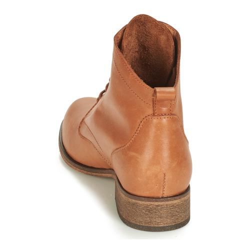 Zapatos Mujer Baja André De Caña Botas Godillot Camel y7gIYbv6fm
