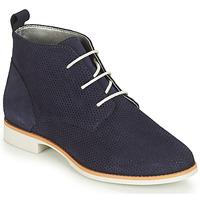 Zapatos Mujer Botas de caña baja André SIROCCO Azul