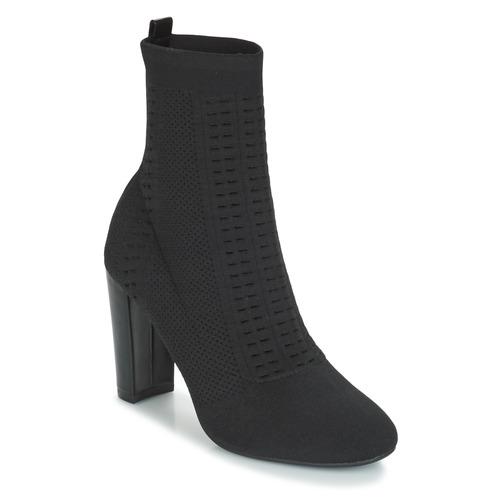 André ARIANA Negro - Envío gratis | ! - Zapatos Botines Mujer