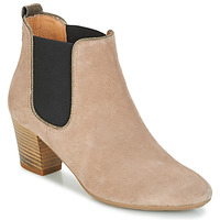 Zapatos Mujer Botines André RELEASE Beige
