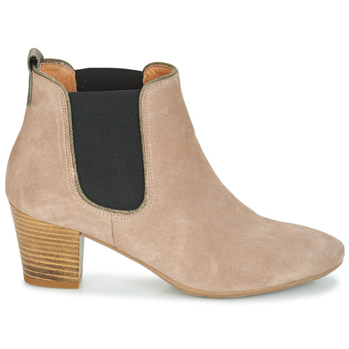 Zapatos André Botines Release Beige Mujer ybY76fg