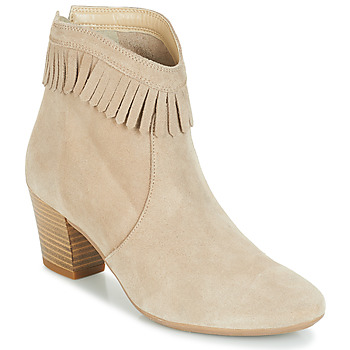 Zapatos Mujer Botines André RILAN Beige