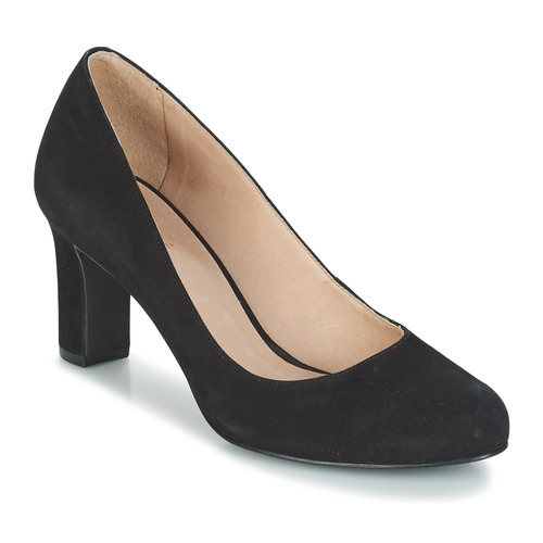 Zapatos Mujer Zapatos de tacón André CINTIA Negro