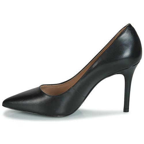 Tacón De Zapatos Negro Conquette André Mujer 0kP8nOw