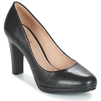 Zapatos Mujer Zapatos de tacón André CALI Negro
