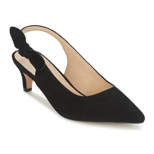 Zapatos Claria De Tacón Negro André Mujer XnO0kP8w