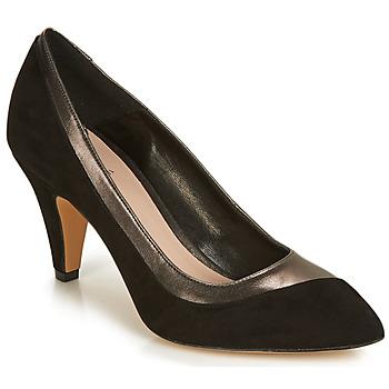 Zapatos Mujer Zapatos de tacón André CHAHUTEUSE Negro