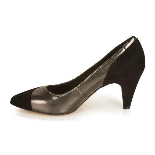 Chahuteuse Negro De André Tacón Zapatos Mujer rodCxeB