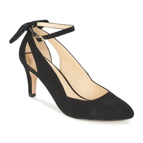 Zapatos Mujer Zapatos de tacón André CITY Negro