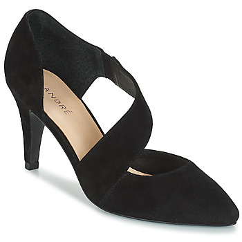 Zapatos Mujer Zapatos de tacón André SOIE Negro