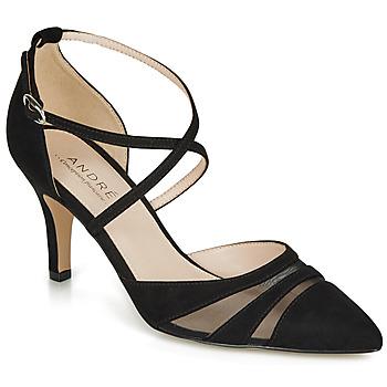 Zapatos Mujer Zapatos de tacón André CARMEN Negro