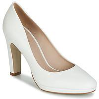 Zapatos Mujer Zapatos de tacón André CALI Blanco