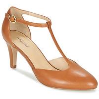 Zapatos Mujer Zapatos de tacón André FALBALA Camel