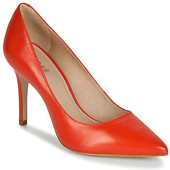Zapatos Mujer Zapatos de tacón André CONQUETTE Rojo