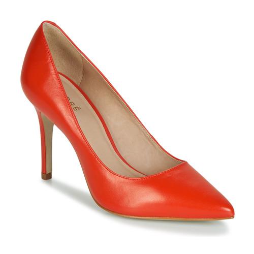 Rojo De Tacón André Zapatos Mujer Conquette Y6f7bgy