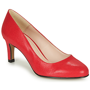 Zapatos Mujer Zapatos de tacón André POMARA 2 Rojo