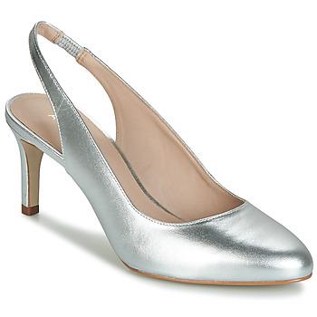 Zapatos Mujer Zapatos de tacón André CASINO Plateado