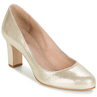 Zapatos Mujer Zapatos de tacón André CINTIA Oro