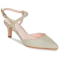 Zapatos Mujer Sandalias André COLIBRI Oro