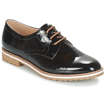 Zapatos Mujer Derbie André CICERON Negro
