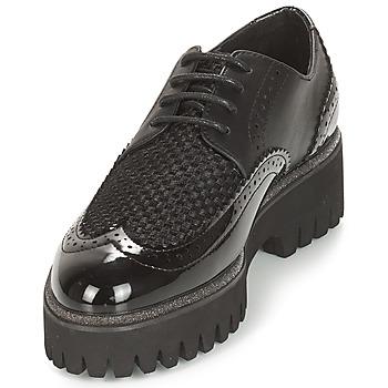 André COREANE Negro - Envío gratis    - Zapatos Derbie Mujer 4425