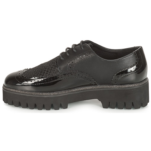 Zapatos Derbie Coreane Negro Mujer André OmNvw8y0n