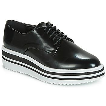 Zapatos Mujer Derbie André ATTITUDE Negro