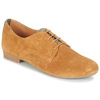 Zapatos Mujer Derbie André CAMARADE Cognac