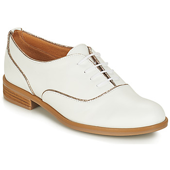Zapatos Mujer Derbie André CHOMINE Blanco