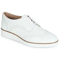 Zapatos Mujer Derbie André CAROU Blanco