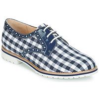 Zapatos Mujer Derbie André DERIVEUR Azul