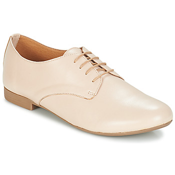 Zapatos Mujer Derbie André COMPLICITY Beige