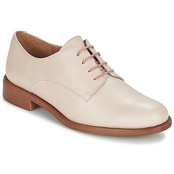 Zapatos Mujer Derbie André LOUKOUM Beige