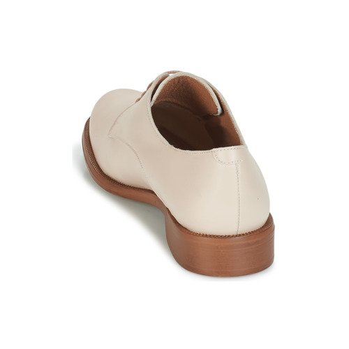 Zapatos Mujer Derbie André Beige Loukoum pMqzVSU