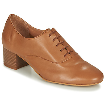 Zapatos Mujer Derbie André CASSIDY Camel