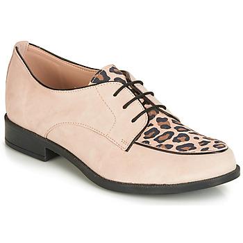 Zapatos Mujer Derbie André CAPVERT Leopardo