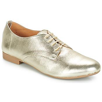 Zapatos Mujer Derbie André COMPLICITY Oro
