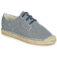 Zapatos Mujer Alpargatas André SYBILLE Azul