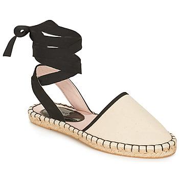 Zapatos Mujer Alpargatas André ROSA Beige