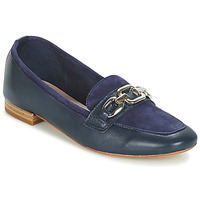 Zapatos Mujer Mocasín André CRIOLLO Azul