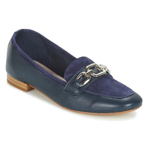 André CRIOLLO Azul - Envío gratis | ! - Zapatos Mocasín Mujer