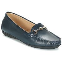 Zapatos Mujer Mocasín André CABRIOLE Azul