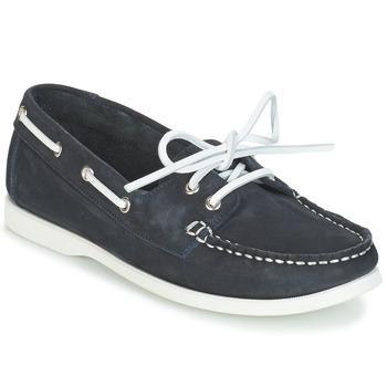 Zapatos Mujer Zapatos náuticos André CATBOAT Azul