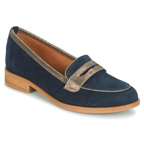 Zapatos Mocasín Azul Road Mujer André IWDeEH92Y