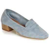 Zapatos Mujer Mocasín André SENLIS Azul