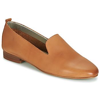 Zapatos Mujer Mocasín André ROMANS Camel