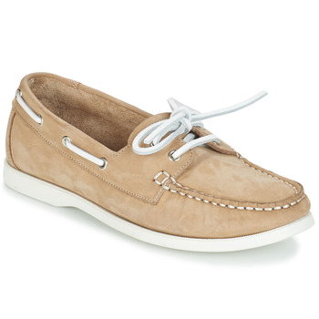 Zapatos Mujer Zapatos náuticos André CATBOAT Beige